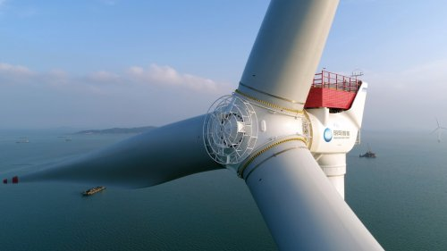 World's biggest wind turbine shows the disproportionate power of scale