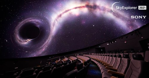 Former WWII bunker hosts world's first 10K 3D planetarium