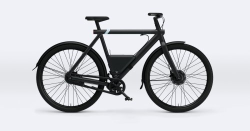 VanMoof adds more miles to ebike riding with PowerBank accessory