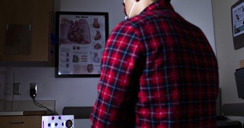 Smart speaker uses AI to detect irregular heart rhythms in the room