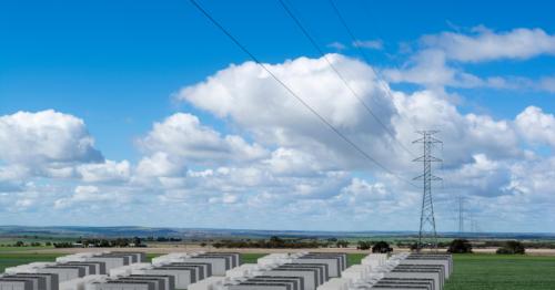 Australia plans world's biggest battery at 1.2 gigawatts