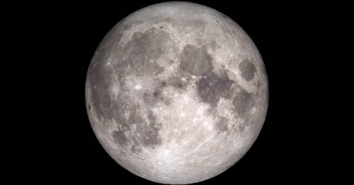 "Molecular water ""unambiguously"" detected on the Moon for first time"