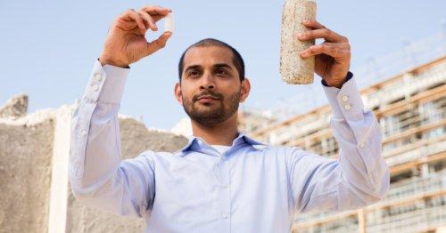 Fresh recipes for low-carbon concrete take out $20-million XPrize