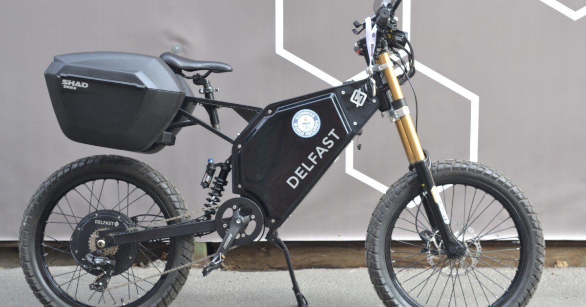 Delfast updates powerful Prime and package-delivering Partner ebikes