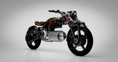 """Curtiss unleashes Hades, a 217-horsepower electric """"expression of minimalism"""""""