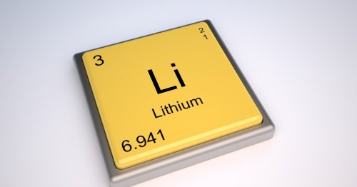 Ultra-thin lithium offers a solid platform for high-capacity batteries