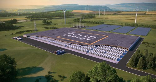 Disruptive iron-air grid-scale battery is 10% the cost of lithium