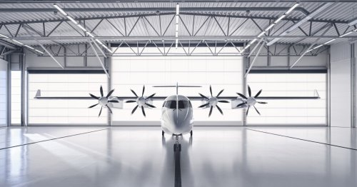 Heart's ES-19 electric plane is built for clean inter-city travel