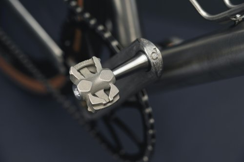 3D-printed titanium pedals are claimed to be better, stronger, lighter