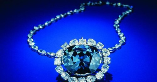 """Crown Jewels and Hope diamonds originated """"super deep"""" in the Earth"""