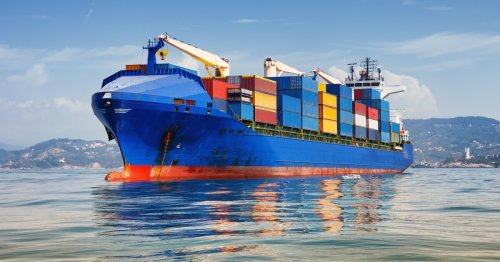 Study points to ship hull coatings as a major source of microplastic pollution