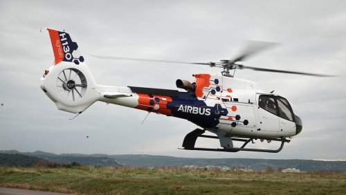 Airbus Helicopters' Flightlab takes to the sky to test new technologies