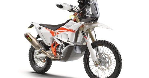 2021 KTM 450 Rally Replica: The closest you can buy to a Dakar bike