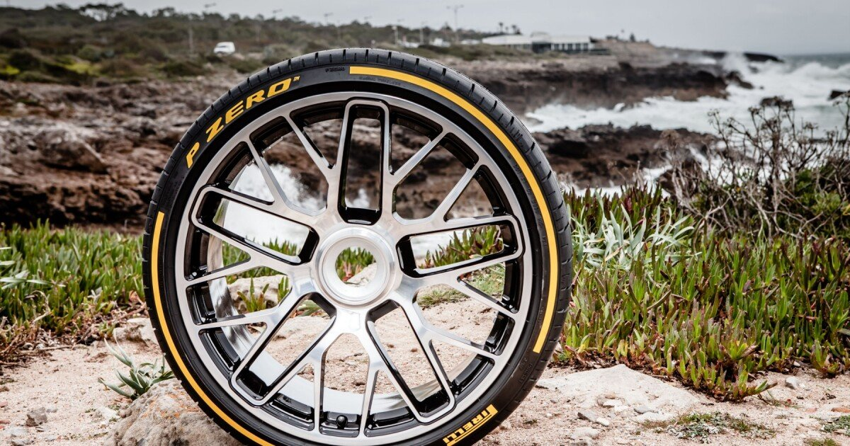 """Why Pirelli is building 5G connectivity into its new """"Cyber Tires"""""""