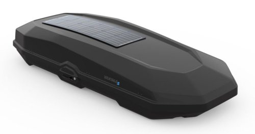 Yakima's latest car roof box brings integrated solar charging