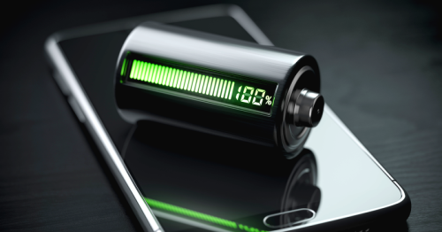 Superfast-charging aluminum-ion batteries outpower lithium-ion