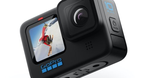 GoPro Hero10 Black packs a new processor for sharper, smoother video