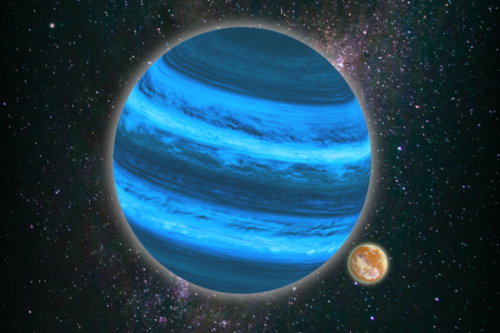 """""""Rogue planet"""" exomoons could potentially harbor water and life"""