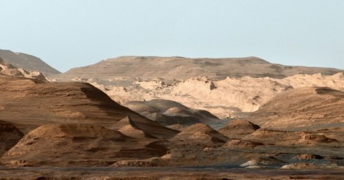 Curiosity finds evidence of ancient megaflood on Mars