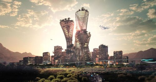 Billionaire hatches ambitious plan to create an entire new city in the US