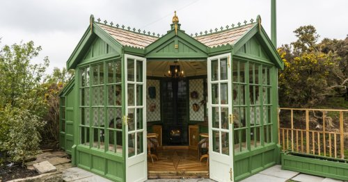 Impressive finalists revealed for 2021 Shed of the Year competition