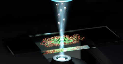 Quantum microscope breaks through fundamental barrier to image clarity