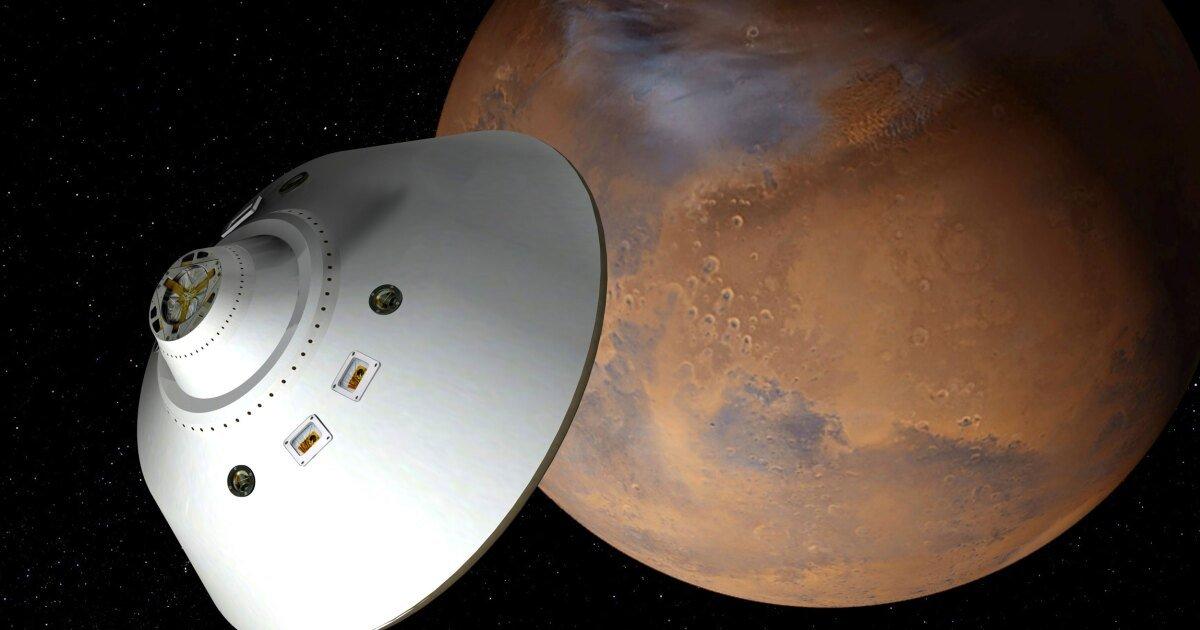 Lockheed Martin to build aeroshell for Mars Sample Retrieval Lander