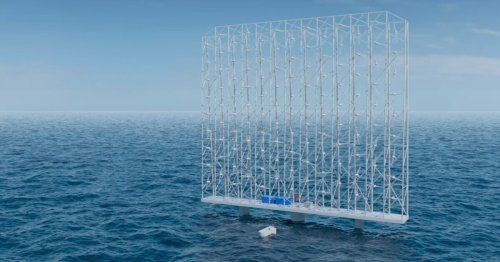 1,000-foot multi-rotor floating Windcatchers to power 80,000 homes each
