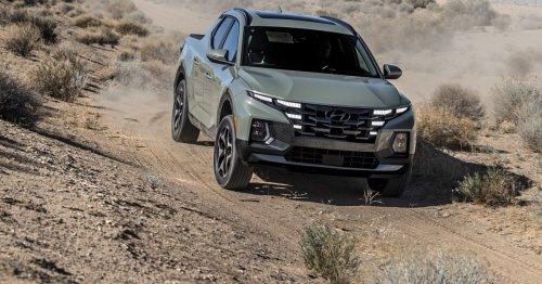 Hyundai drops full specs on Santa Cruz pickup truck