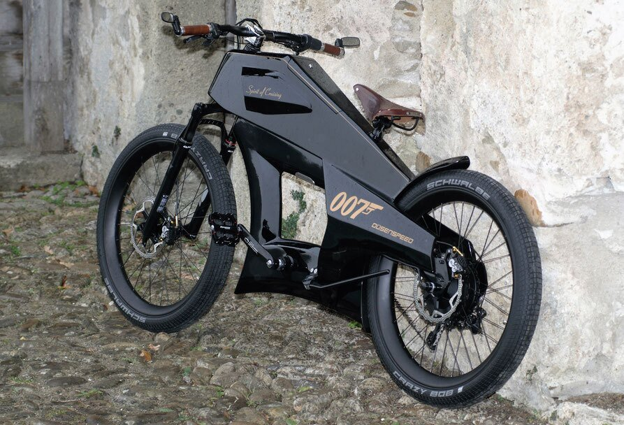 Düsenspeed delivers motorbike performance in retro-inspired e-bike bodies