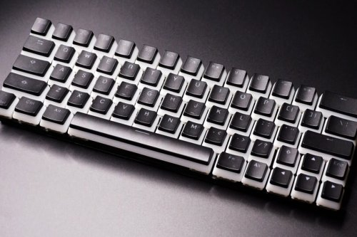 "Fast-typing keyboard uses ""chords"" to generate words"