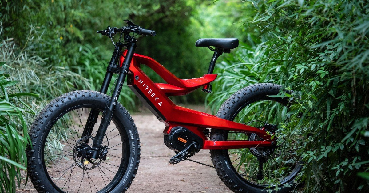 Futuristic ebike designs from the sublime to the ridiculous