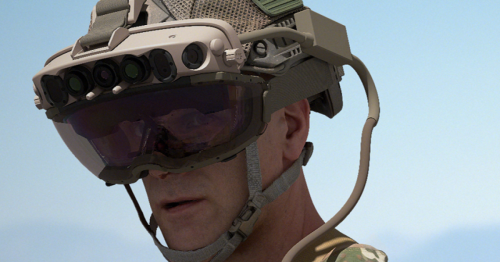 Microsoft to build $22 billion worth of AR headsets for the US Army