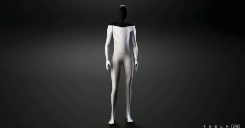 Elon Musk announces the Tesla Bot, a humanoid, AI robot worker