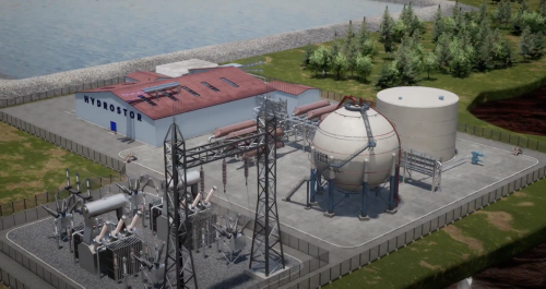 World's largest compressed air storage plants will store up to 10 GWh