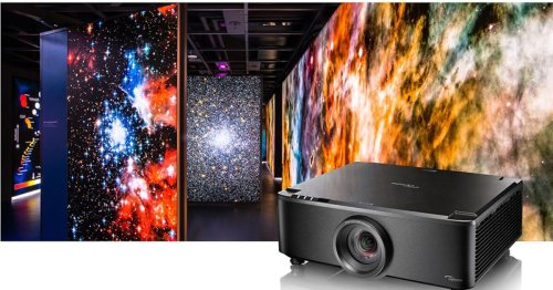 Optoma aims to brighten up pro installations with latest laser projector
