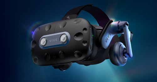 HTC launches two new high-end virtual reality Vive headsets