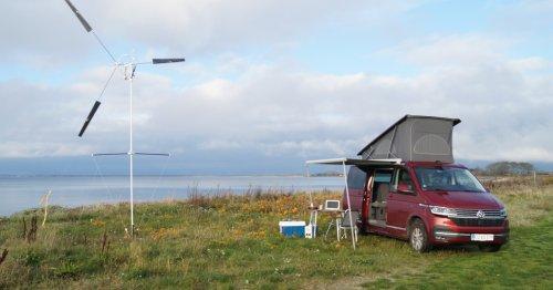 Portable Wind Catcher turbine pops up in a claimed 15 minutes