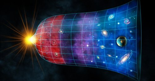 """""""Magnetic"""" dark matter may be accelerating the universe's expansion"""