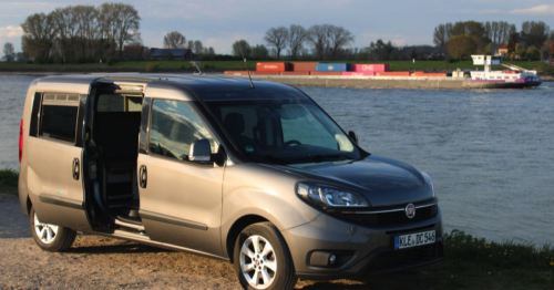 Dailycamper is a sub-40K mini-adventure wagon ... with toilet