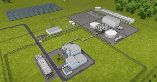 Bill Gates's next-gen nuclear plant packs in grid-scale energy storage