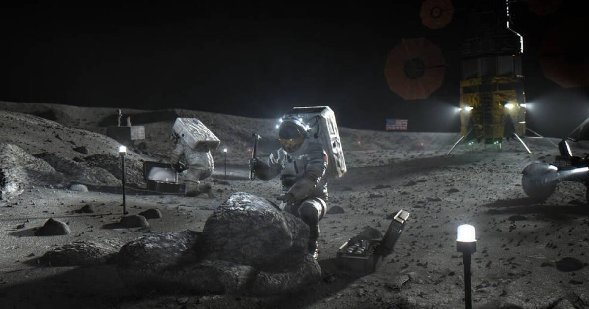 Discover nasa moon 2024