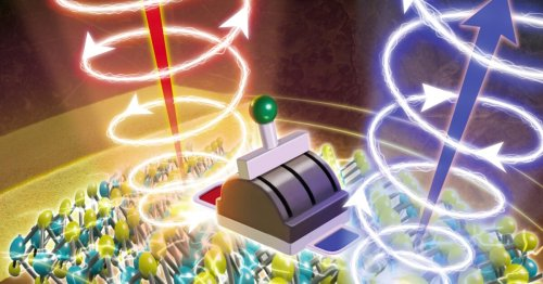 Twisted light makes for breakthrough quantum computer chip