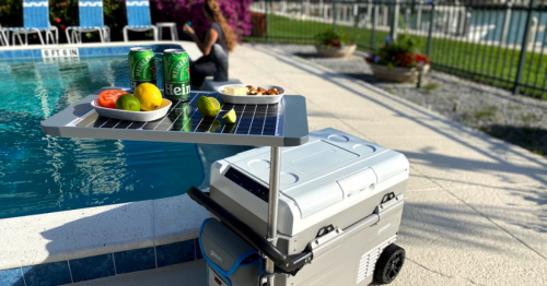 GoSun's portable solar fridge/freezer packs serious off-grid cooling