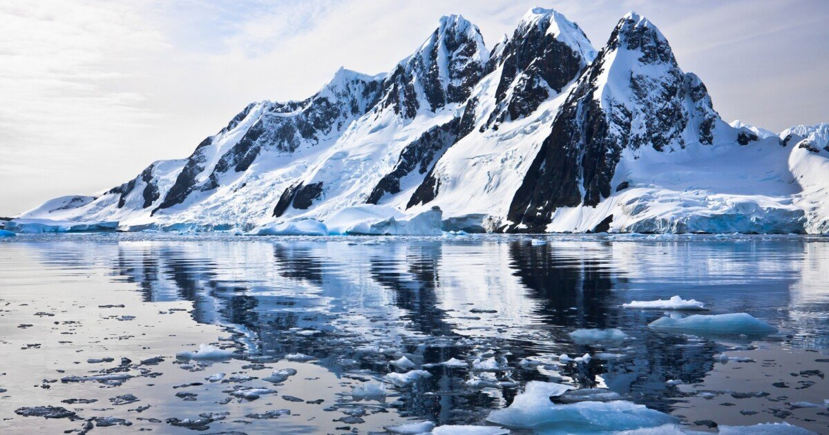 Bacteria found living in polar ice prompts rethink on climate and alien life