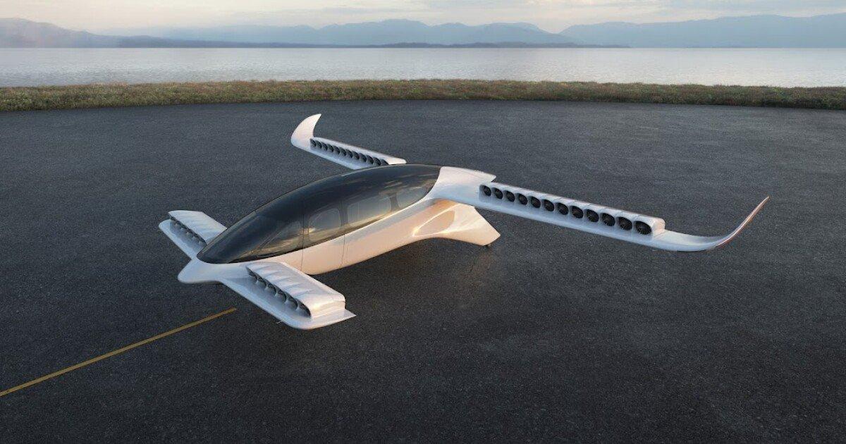 Lilium releases 5th-gen eVTOL flight test footage with sound