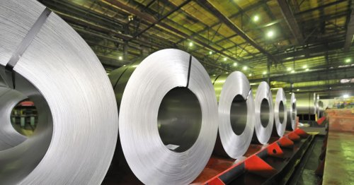 World's 2nd-largest steel producer to begin making green steel by 2025