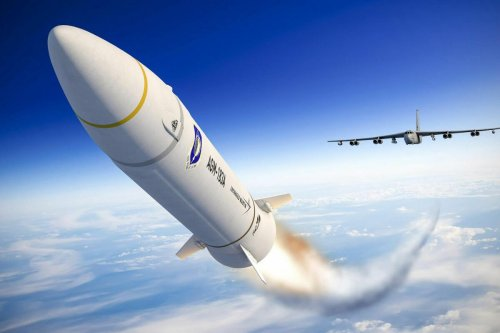 Hypersonic weapon setback after USAF missile prototype fails to launch