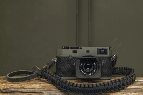 Leica wraps special-edition M10-P rangefinder in Kevlar armor