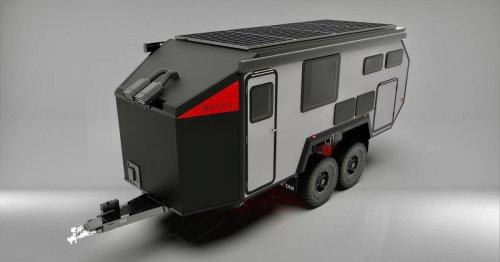 Bruder pushes deeper off-grid with EXP-8 off-road camper trailer